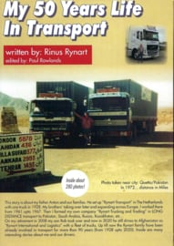 My 50 Years Life In Transport By Rinus Rynart