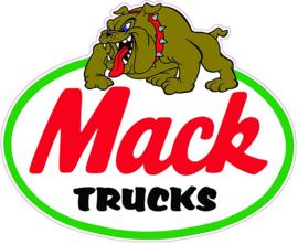 MACK Sticker groot model