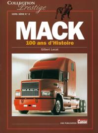 MACK 100 Jaar History Franse Tekst