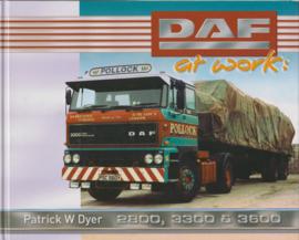 DAF At work 2800, 3300, 3600