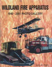 B.  Wildland fire apparatus 1940-2001