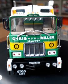 MACK F700  Cris Miller Ballasttruck  6x4 model Tekno