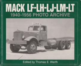 Mack LF- LH- LJ- LM LT 1940-1956 photo archive