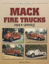B.  Mack fire trucks 1911-2005