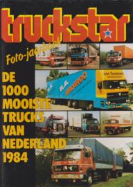 Truckstar foto-jaarboek 1984