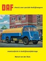 DAF - Chassis voor speciale bedrijfswagens