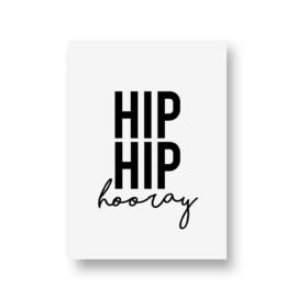 zwartwitjes - hip hip hooray