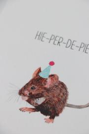 kaart van Opa Muis - muis