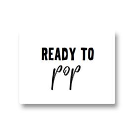5 stickers - ready to pop