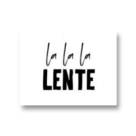 5 stickers - lente