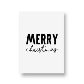 zwartwitjes - merry christmas