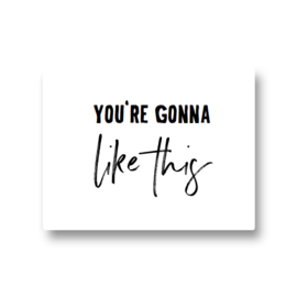5 stickers - you're gonna like this