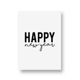 zwartwitjes - happy new year