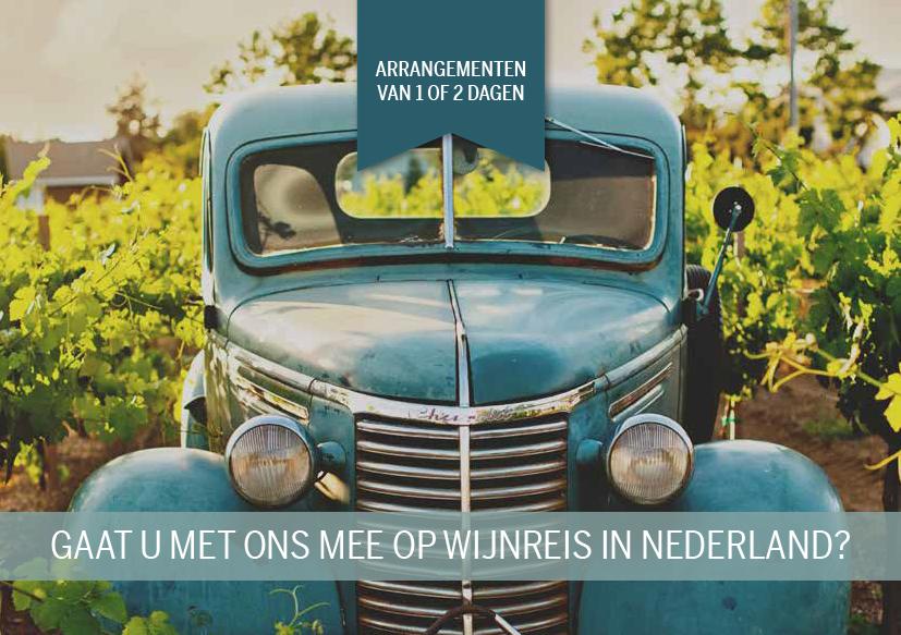Nederlandse wijnreizen