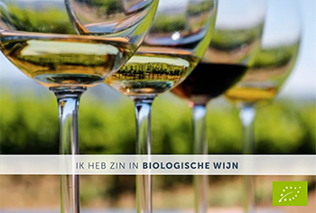 Zin in biologische wijn