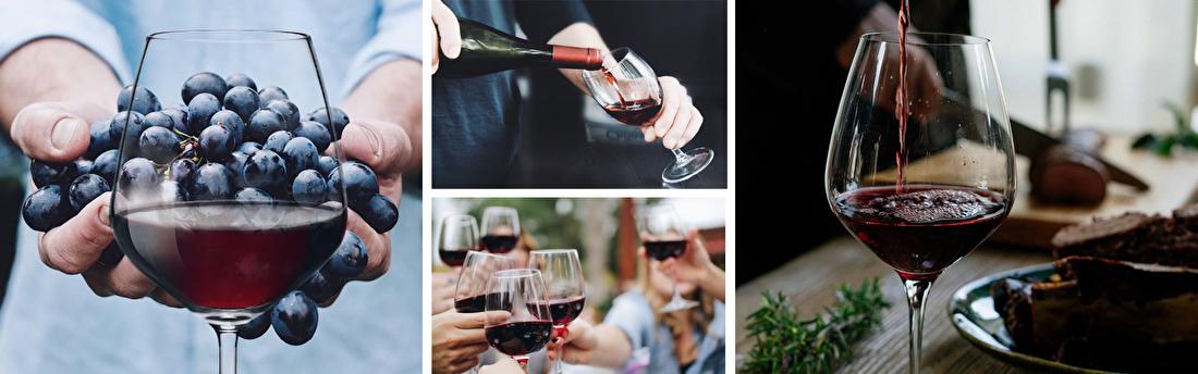 Nederlandse rode wijn