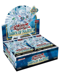Yu-Gi-Oh Remote Duel Win-A-Box Dawn of Majesty (11 augustus 2021)