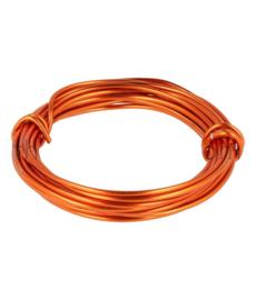 Aluminiumdraad Oranje