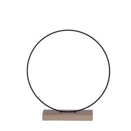 Ring op Houten Voet - 40 cm