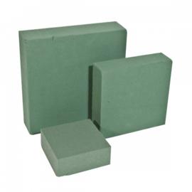 OASIS® IDEAL Square Cake Dummy Mini 10cm - 2 stuks