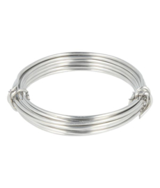 Aluminiumdraad Zilver