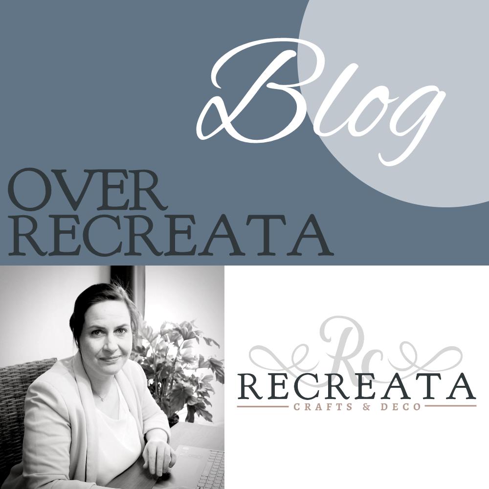 Blog: Over ReCreata