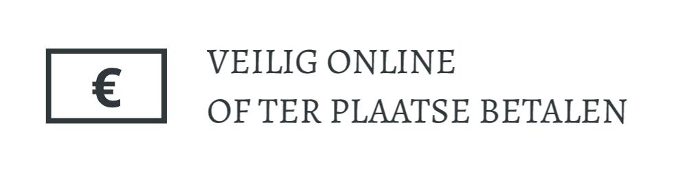 ReCReata - Veilig online of ter plaatse betalen