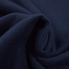 "Losse Fleece Stroken ""Extra Donker Blauw"""