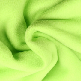 """Losse Fleece Stroken """"Licht Groen"""""""