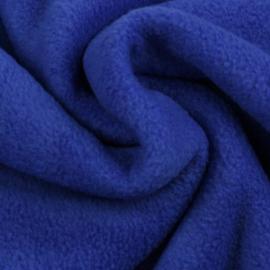 """Losse Fleece Stroken """"Donker Blauw"""""""