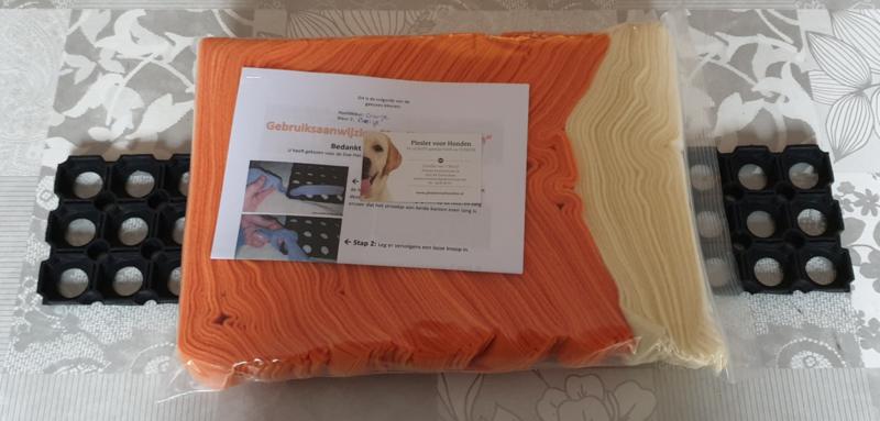 Doe-Het-Zelf-Maak Pakket Snuffelstrook Large 60x12cm