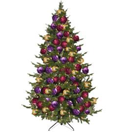 Kerstboom   Venetië