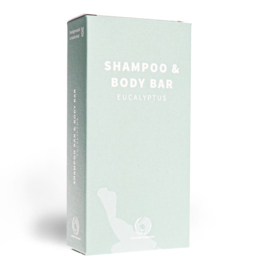 Shampoo & Body bar - Eucalyptus
