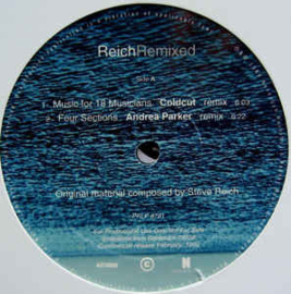 Steve Reich ‎– Reich Remixed (Selections)