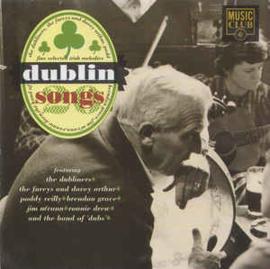 Dublin Songs: Fine Selected Irish Melodies