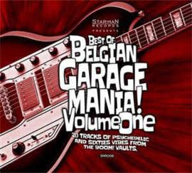 Best Of Belgian Garage Mania! Volume One