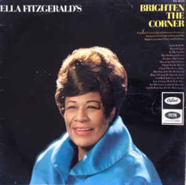 Ella Fitzgerald ‎– Brighten The Corner
