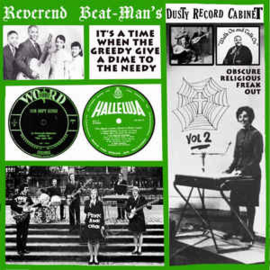 Reverend Beat-Man's Dusty Record Cabinet Vol. 2