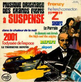 Geoff Love & His Orchestra – Musique Originale Des Grands Films A Suspense