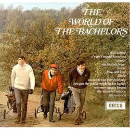 The Bachelors ‎– The World Of The Bachelors