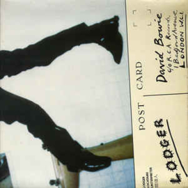 David Bowie – Lodger (Green Vinyl)
