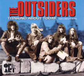 The Outsiders ‎– Thinking About Today (Their Complete Works)