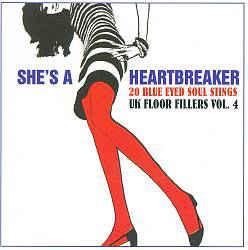 She's A Heartbreaker (UK Floor Fillers Vol. 4)