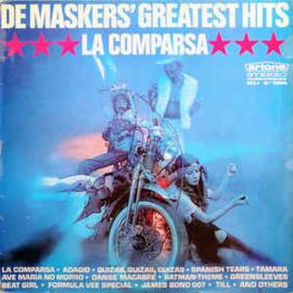 De Maskers – De Maskers' Greatest Hits - La Comparsa