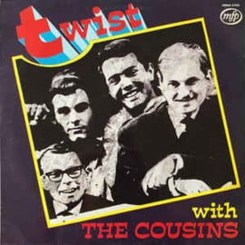 The Cousins ‎– Let's Twist With The Cousins