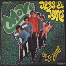 Jess & James And The J.J. Band – Move
