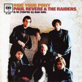 Paul Revere & The Raiders – Ride Your Pony