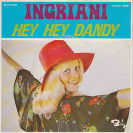 Ingriani ‎– Hey Hey Dandy / Lady