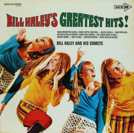 Bill Haley And His Comets ‎– Bill Haley's Greatest Hits!