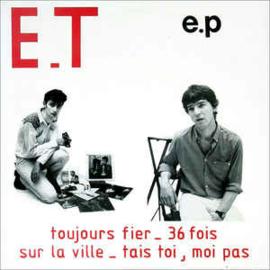 Eric Tandy – E.T e.p